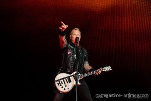 Metallica - Busch Stadium