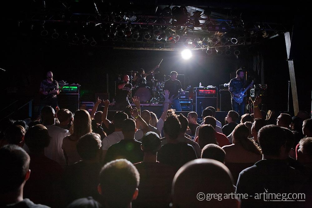 Evans Blue – Joplin Benefit Concert